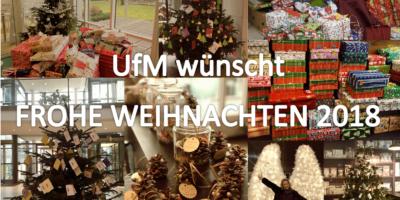 Weihnachts Collage 2018
